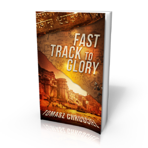 Fast Track to Glory - 3D slide2