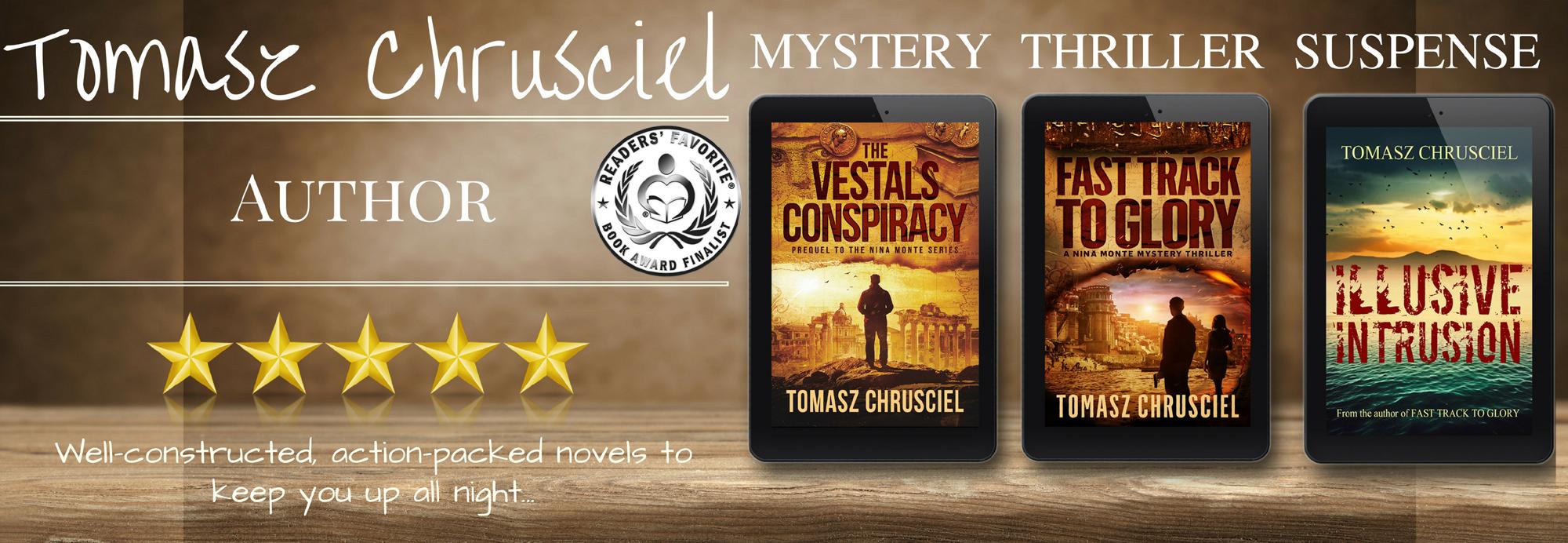 Tomasz Chrusciel Books